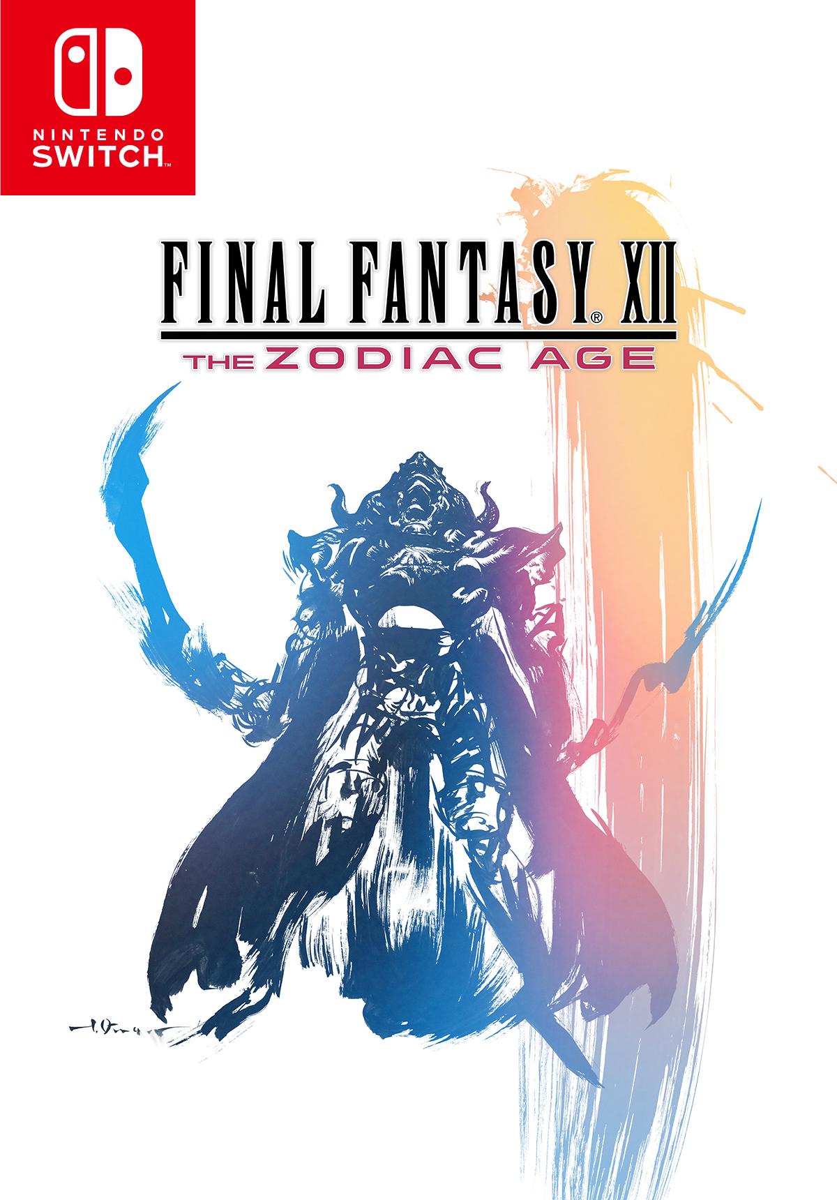 Jeu Final Fantasy XII sur Nintendo Switch