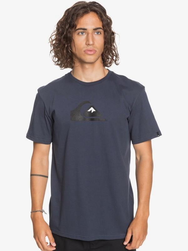 T-shirt pour Homme Comp Logo - CouleurParisian Night (byp0)
