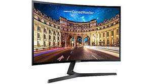 "Ecran PC 24"" Samsung Curved C24F396FHU - Full HD"