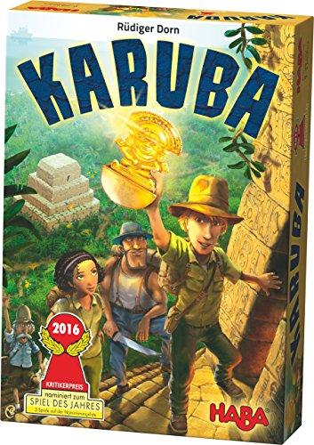 Jeu de société Haba Karuba