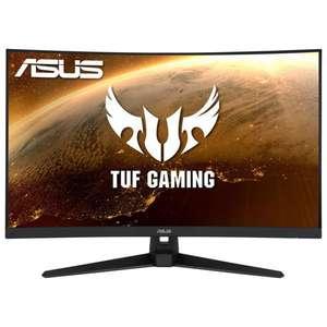 """Ecran PC31.5"""" incurvé Asus TUF VG328H1B - FHD, Dalle VA 1ms, 165Hz, FreeSync Premium"""