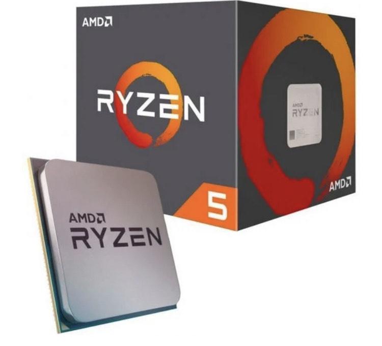Processeur AMD Ryzen 5 1600 - 3.2 / 3.6 Ghz