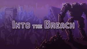 Sélection de jeux PC en promotion - Ex: into the breach, Kerbal Space Program (Dématérialisé)