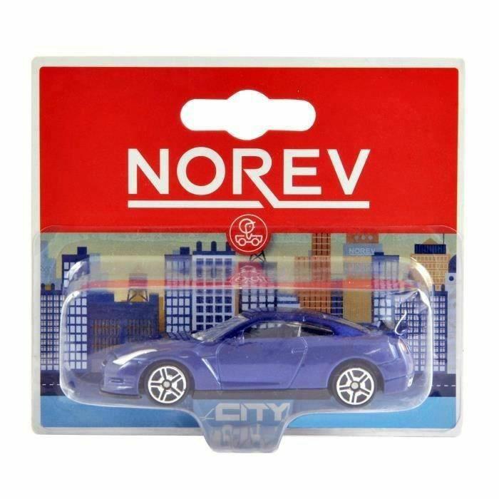 1 Voiture miniature en métal Norev (modèle aléatoire)