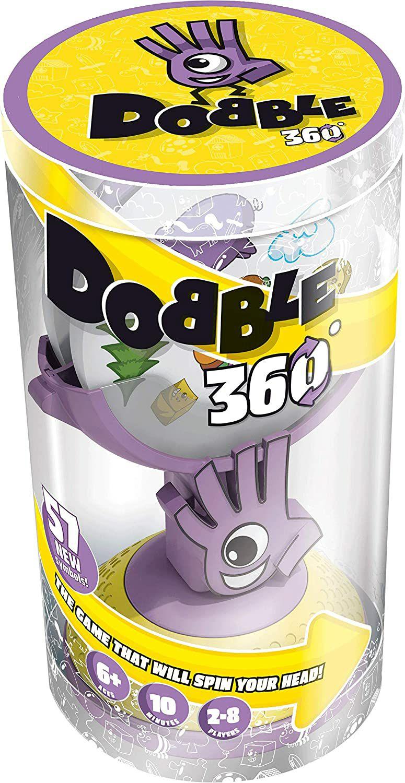 Jeu de société Asmodée Dobble 360°