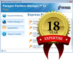 Paragon Partition Manager 12 Home Special Edition offert