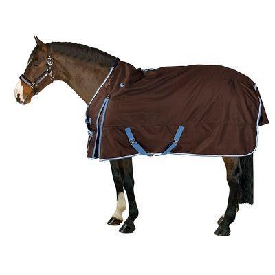 Couverture d'extérieur équitation Allweather 300 1000 D - Taille Poney E Fouganza
