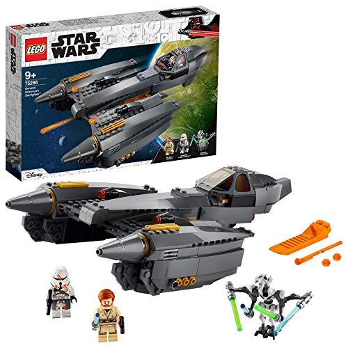 Jeu de construction Lego Star Wars General Grievous' Starfighter n°75286