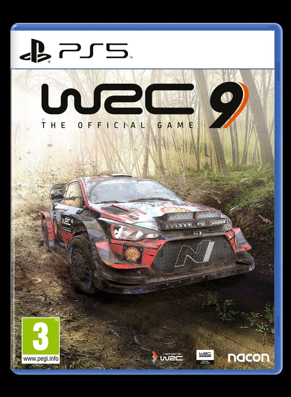 WRC 9 sur PS5, PS4 & Xbox One - smartoys.be (Frontaliers Belgique)