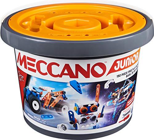 Baril de 150 pièces Meccano Junior