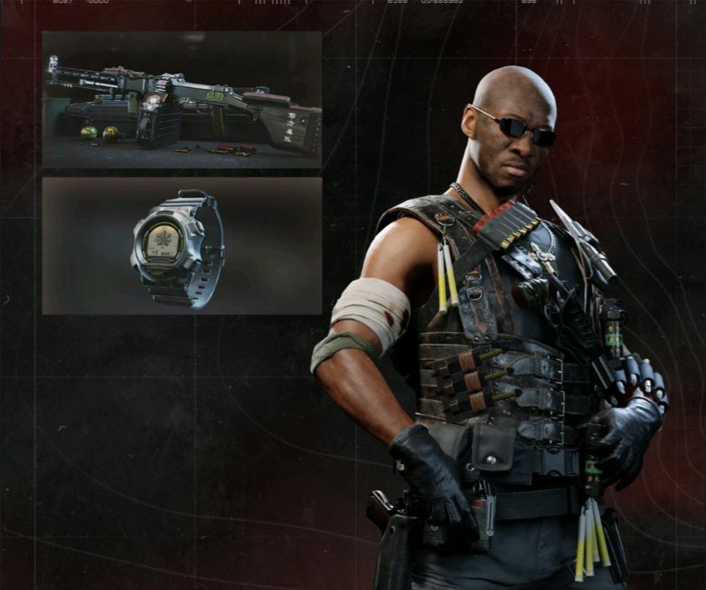 [PS+] Pack de Combat Penumbra Offert pour Call of Duty: Warzone & Black Ops Cold War sur PS4 & PS5 (Dématérialisé)
