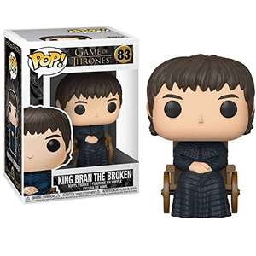 Figurine Funko Pop! TV: Game of Thrones - King Bran The Broken