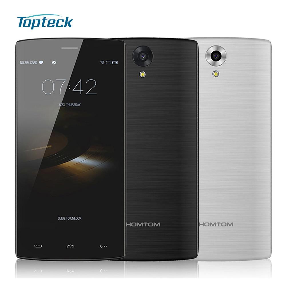 "Smartphone 5.5"" Homtom HT7 Pro - 4G, 2 Go RAM, 16 Go"