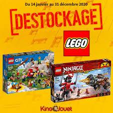 Sélection de Lego en promotion