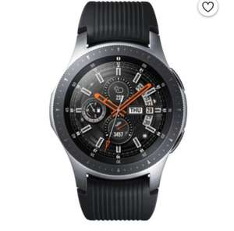 Montre connectée Samsung Galaxy Watch Gris - Acier