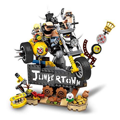 Jeu de Construction Lego Overwatch 75977 - Chacal et Chopper