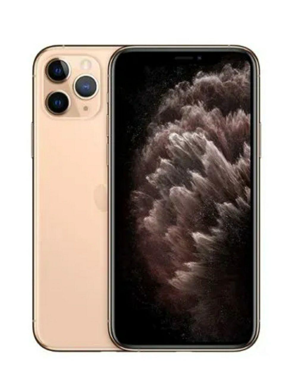 Smartphone Apple iPhone 11 Pro (Version US) - 256 Go, Or (+ 48,11€ en Rakuten Points)