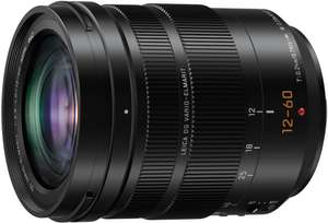 Objectif photo Panasonic Leica DG Vario-Elmarit 12-60mm f2.8-4 Aspherical Power OIS (via ODR de 75€)
