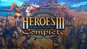 Licence Heroes of Might and Magic en promotion - Ex: Heroes of Might and Magic 3: Complete sur PC (Dématérialisé)