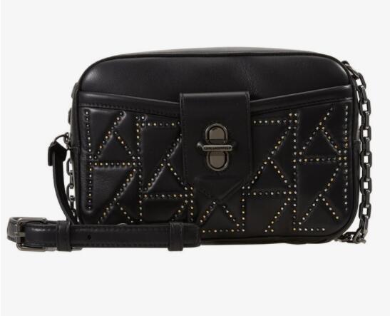 Sac bandoulière Karl Lagerfeld K4851H0CU-Q11 - noir