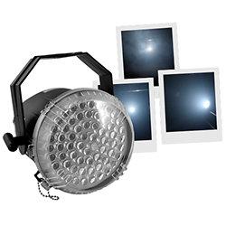 Stroboscope à LED BoomToneDJ Maxi Strob LED