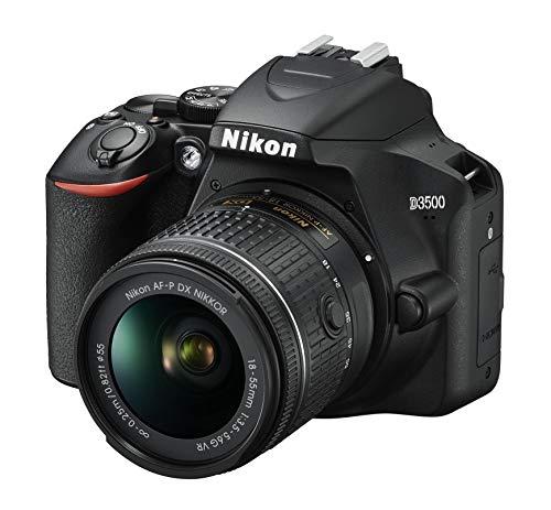 Appareil Photo Numérique Nikon D3500 + AF-P DX 18-55 VR