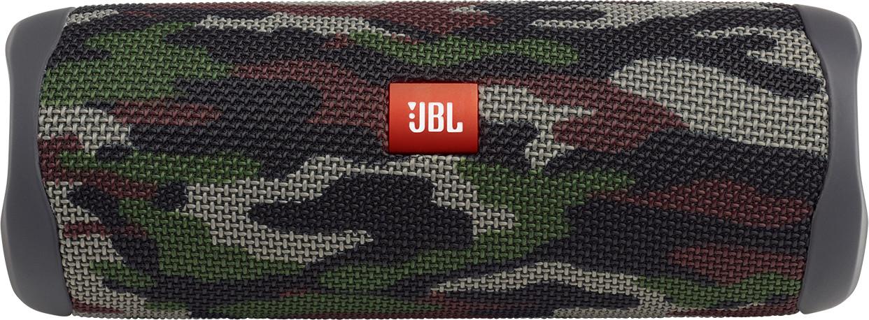 Enceinte Bluetooth JBL Flip 5 - motif Squad