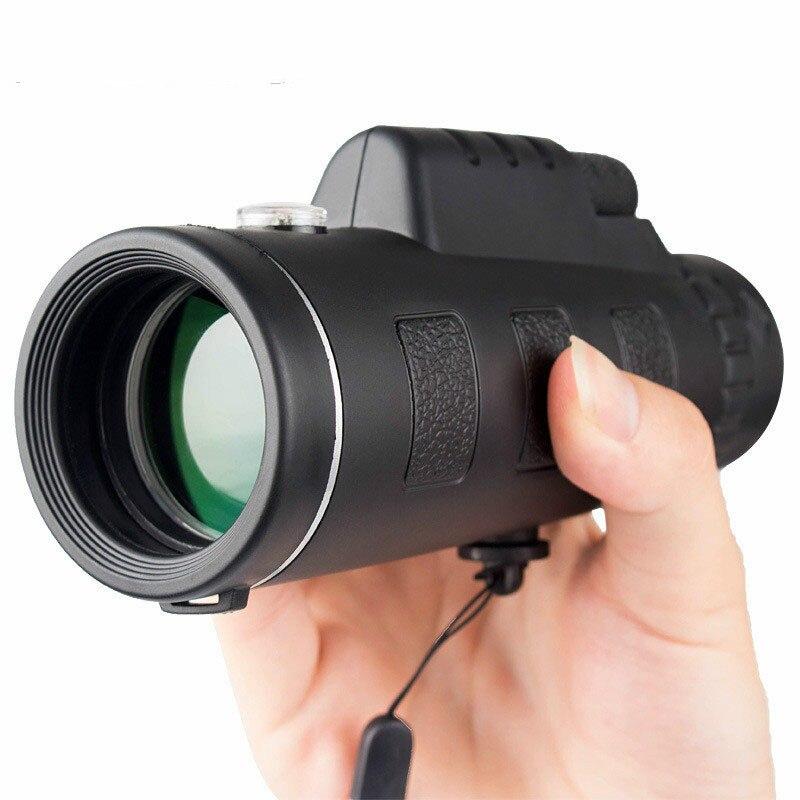 Télescope Monoculaire Mini HD 40x60
