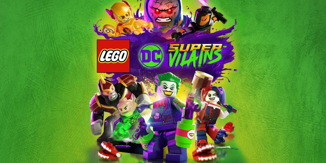 LEGO DC Super-Vilains sur Nintendo Switch (Dématérialisé)