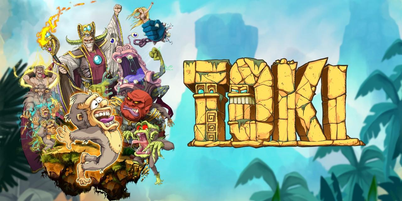 Sélection de jeux vidéo sur Switch en promotion (dématérialisés) - Ex : Toki