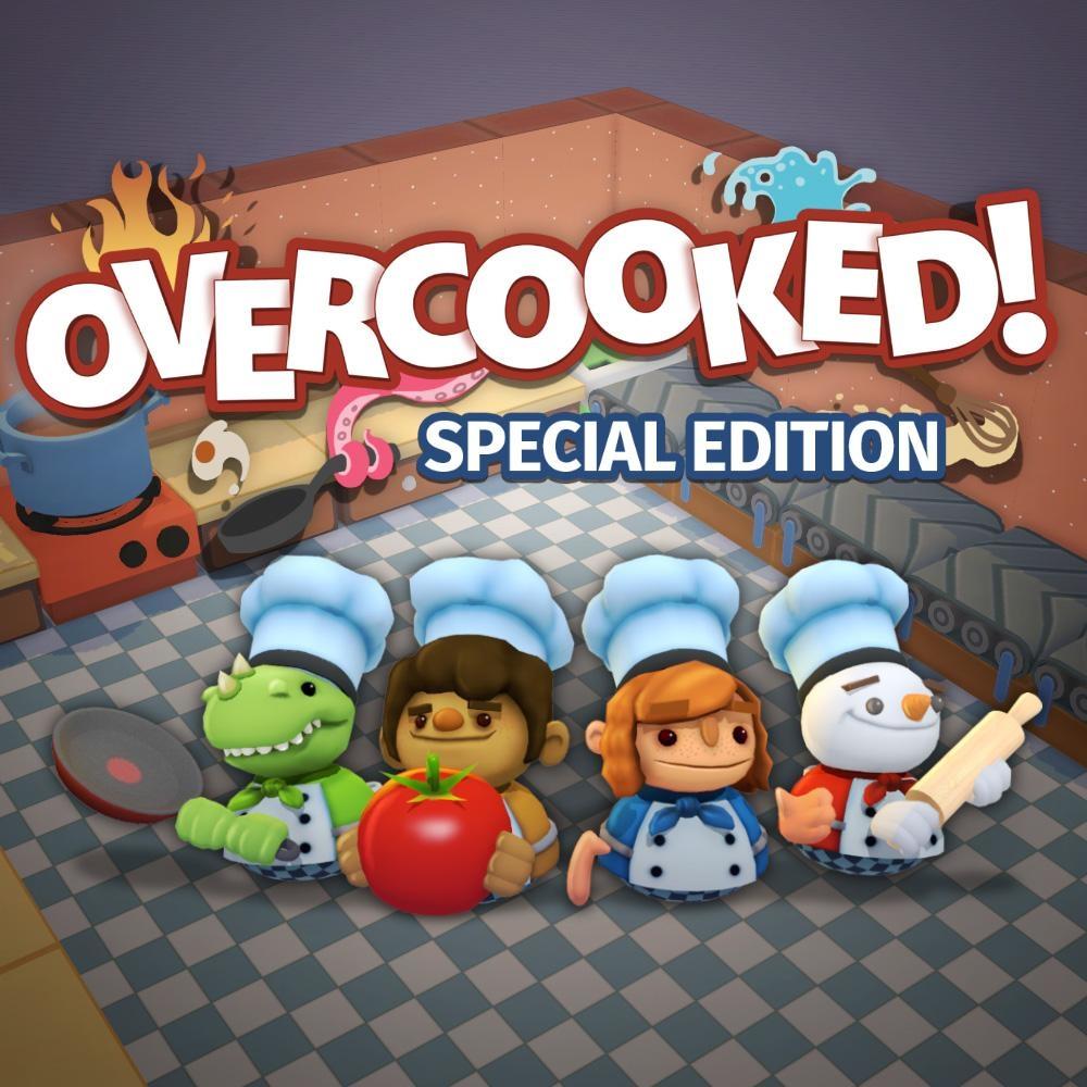 Jeu Overcooked! : Special Edition sur Nintendo Switch (Dématérialisé)