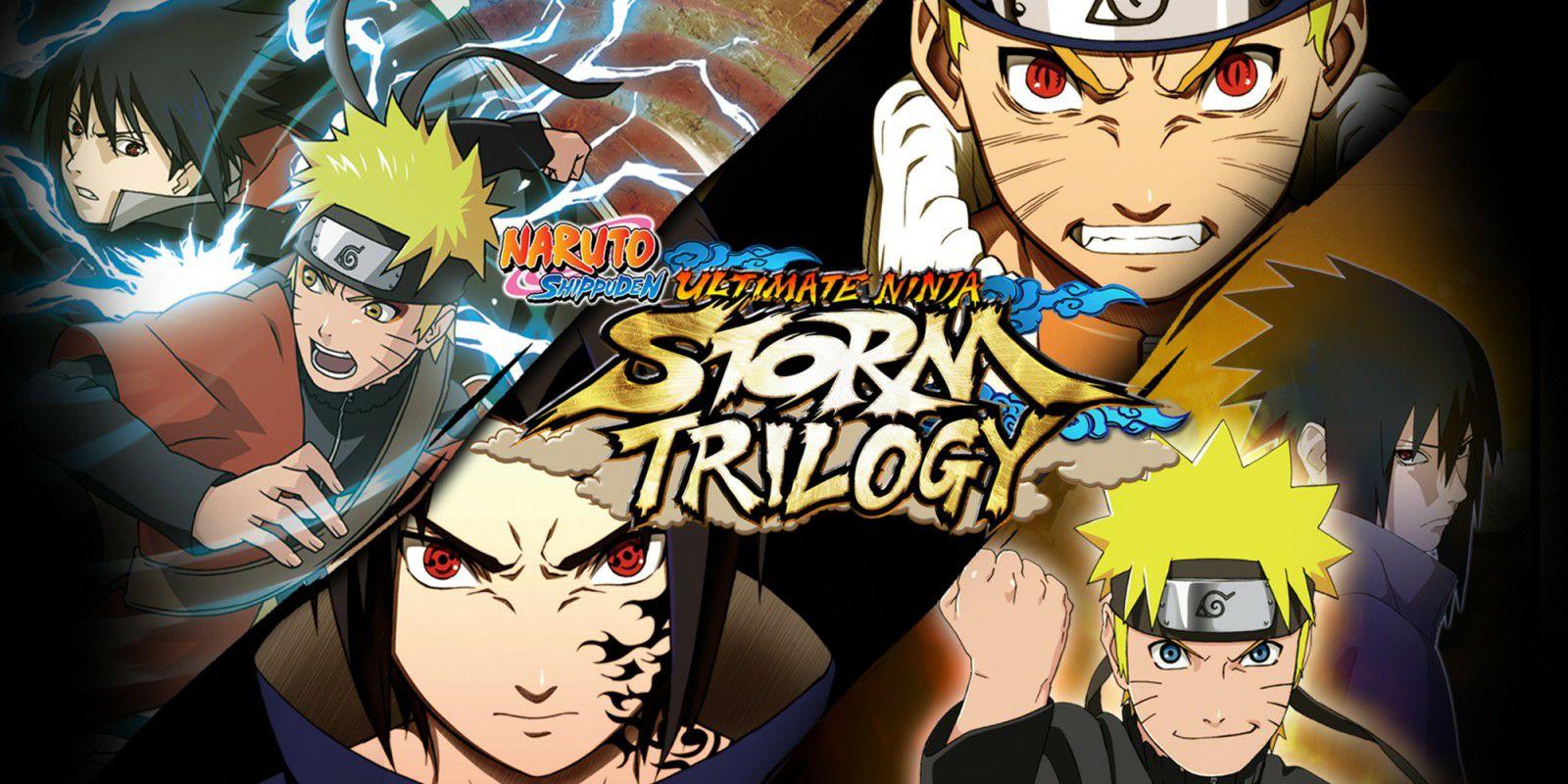 Naruto Shippuden : Ultimate Ninja Storm Trilogy Sur Nintendo Switch (Dématérialisé)