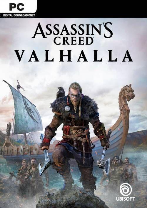 Assassin's Creed Valhalla sur PC (Dématérialisé)