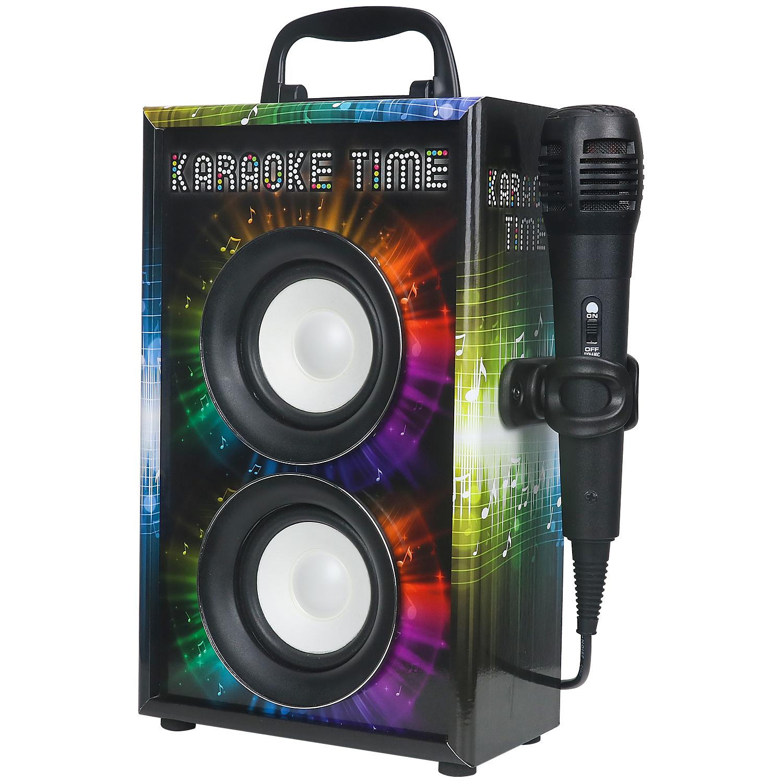 Enceinte de karaoké bluetooth - Diverses variantes