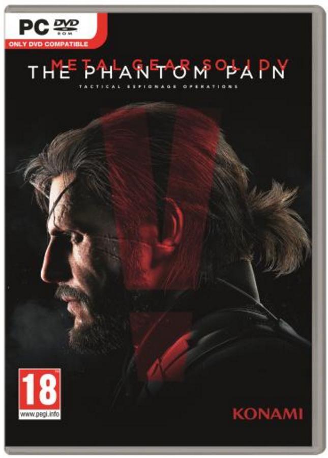 Jeu Metal Gear Solid 5 : The Phantom Pain sur PC