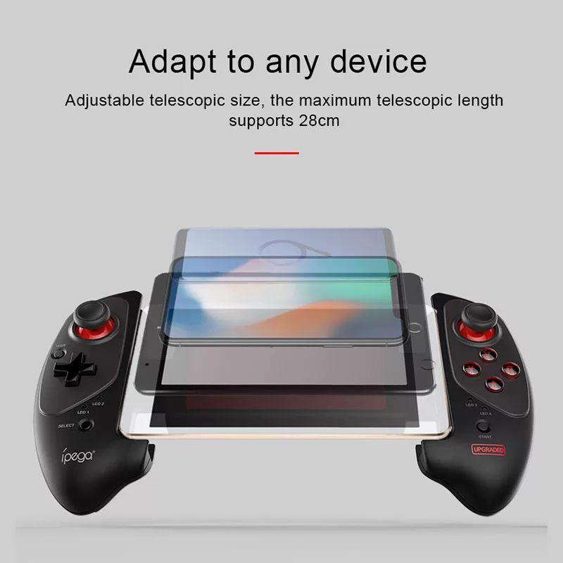 Manette sans fil pour tablettes et smartphones Ipega PG 9083S - Bluetooth