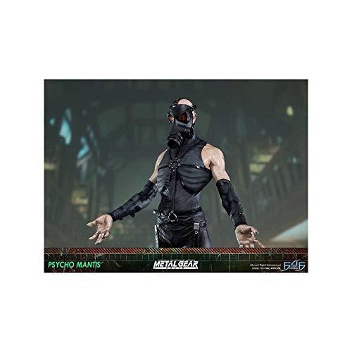 Statue résine First 4 Figures Metal Gear Solid - Psycho Mantis