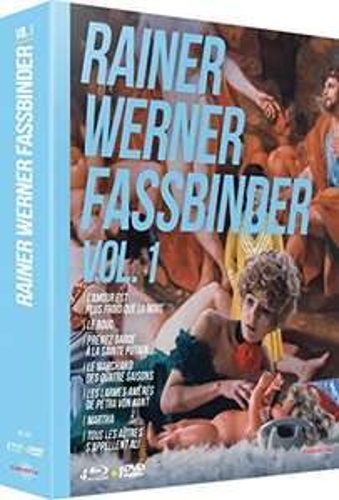 Coffret Blu-Ray Rainer Werner Fassbinder Vol. 1 - 7 films (vendeur tiers)