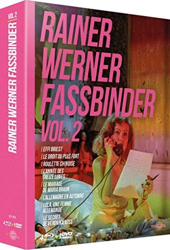 Coffret Blu-ray Rainer Werner Fassbinder-Vol. 2 (8 films) - Vendeur tiers