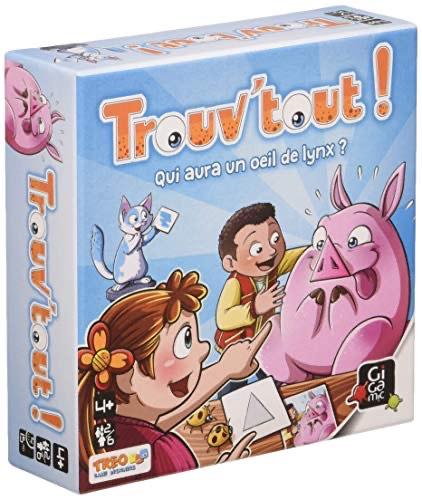 Jeu Gigamic - Trouve-Tout / via coupon