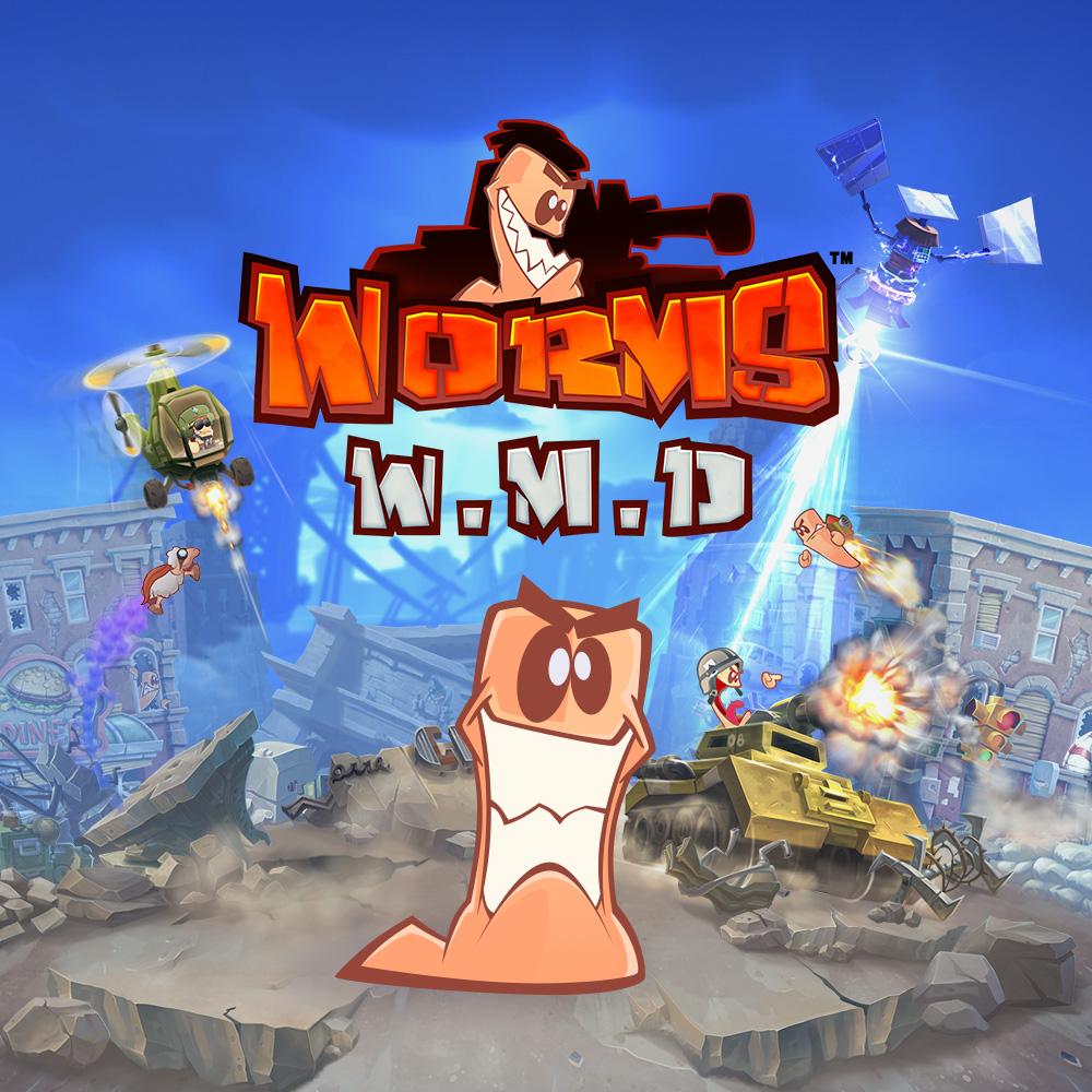 Worms W.M.D sur Nintendo Switch (Dématérialisé)