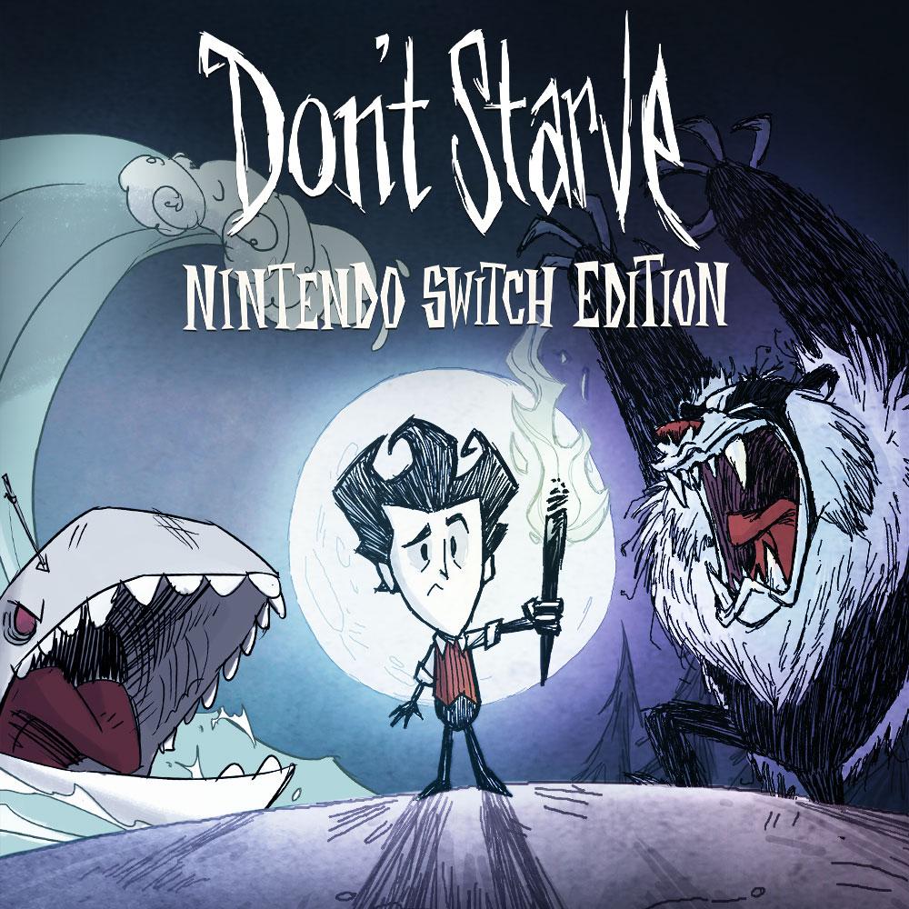 Don't Starve Nintendo Switch Edition (Dématérialisé)