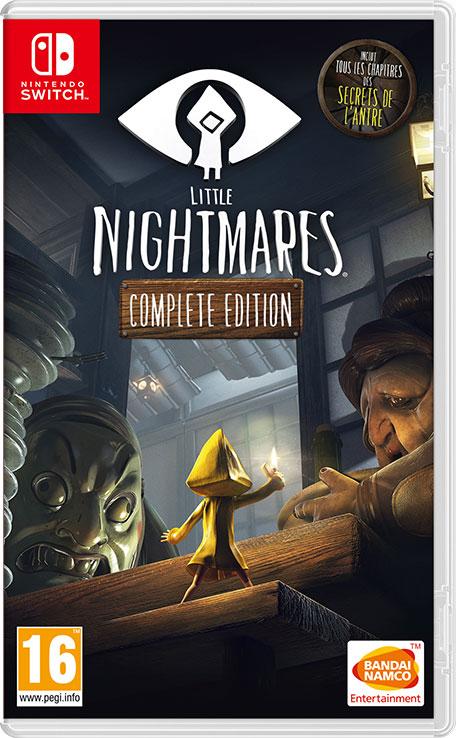 Little Nightmares Complete Edition sur Nintendo Switch (Dématérialisé)