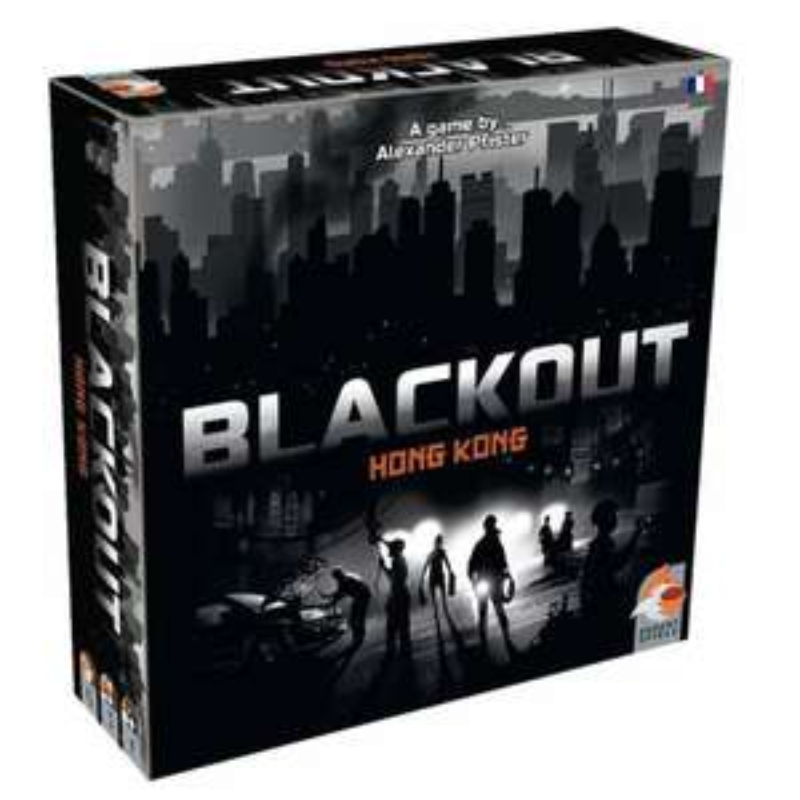 Jeu de Société Blackout Hong Kong