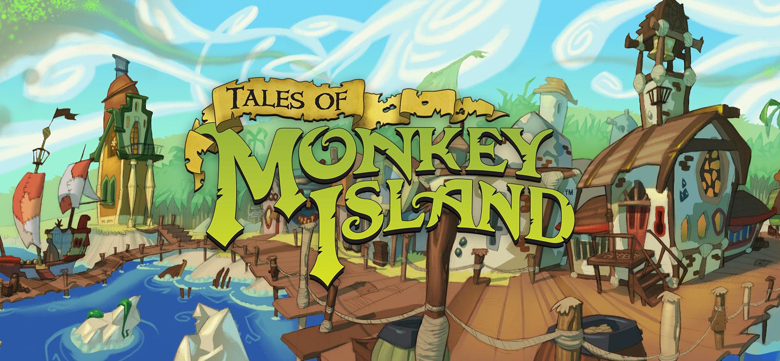 Tales of Monkey Island sur PC (Dématérialisé)