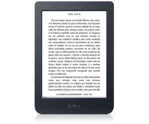 "Liseuse 6"" Kobo Nia - 8 Go, e-Ink, WiFi"