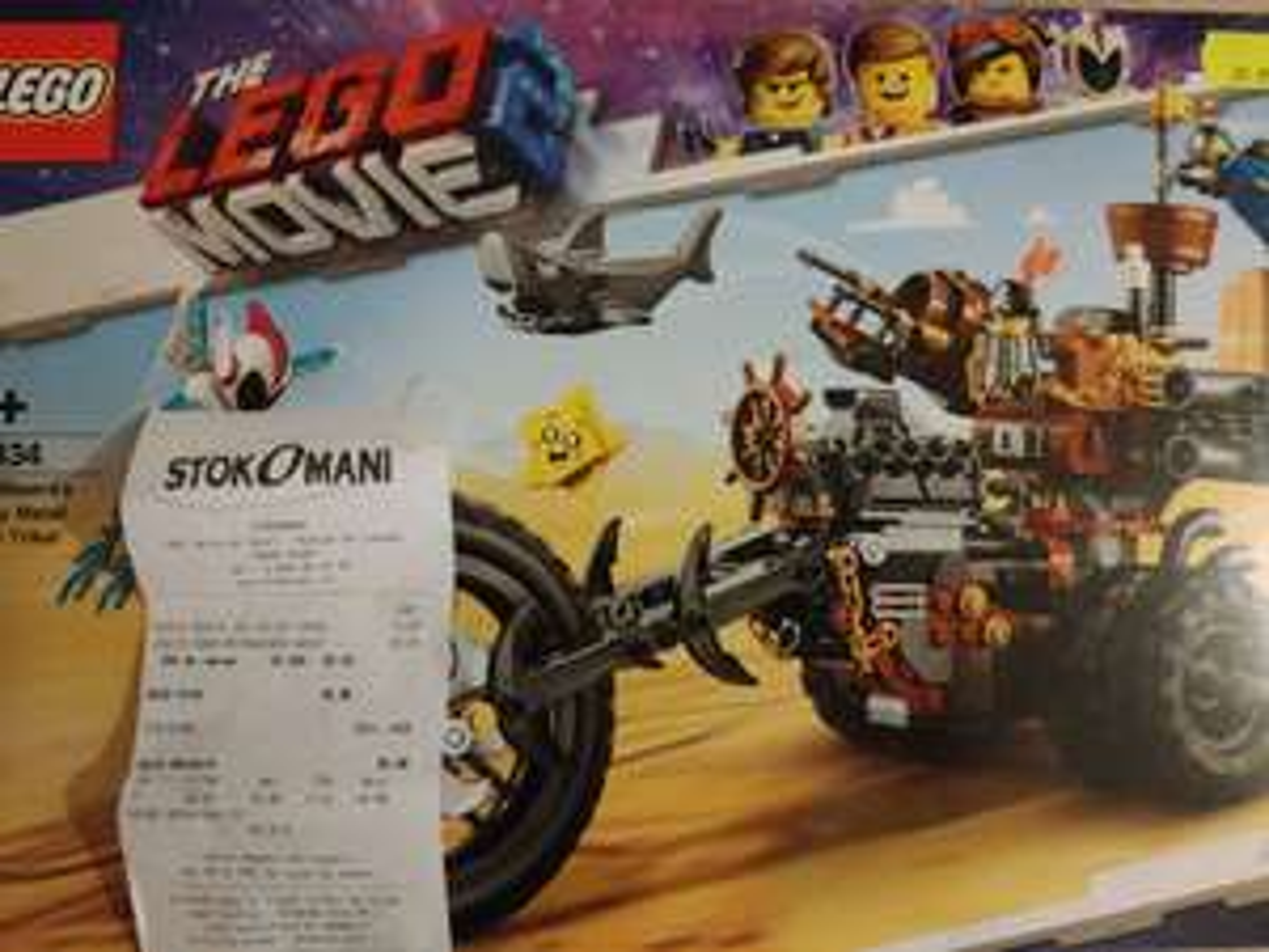 The Lego Movie 70834 - Le Rexplorer de Rex - Niort (79)