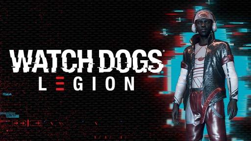 [Twitch / Amazon Prime] Contenu pour Watch Dogs: Legion : Tenue Nerdcore + Futuriste + 24 000 crédits (toute plate-forme - Dématérialisé)