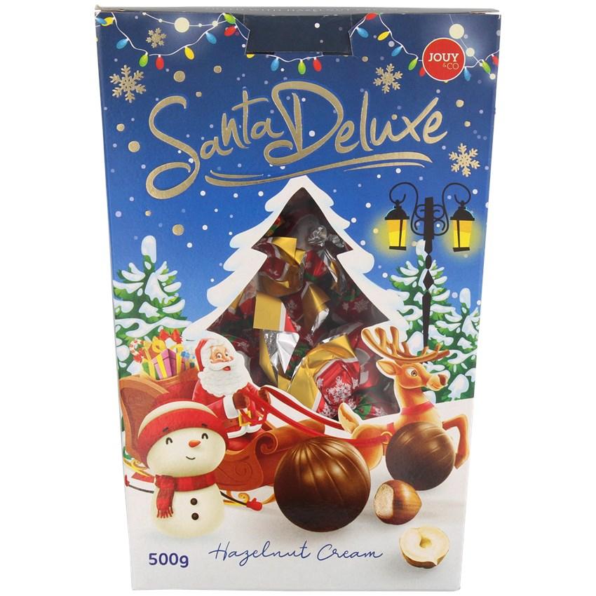Boules de chocolat Santa Deluxe - 500g