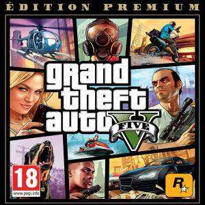 Jeu Grand Theft Auto V (GTA 5) sur PC (Dématérialisé, Epic Games Store)